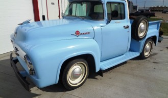 1956 Ford F-100 Pickup – NO RESERVE!!