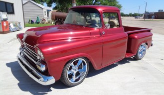 1958 Chevy 3100 Pickup