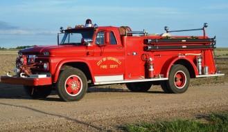 1965 Chevy Firetruck