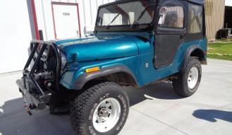 1971 Jeep C J-5 – No Reserve!!