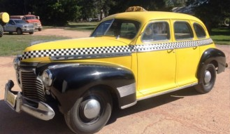 1941 Chevy Special Deluxe (Taxi) – No Reserve