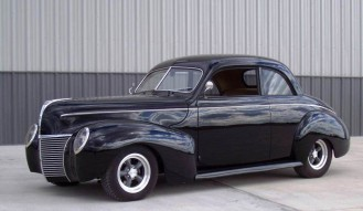 1939 Mercury Coupe