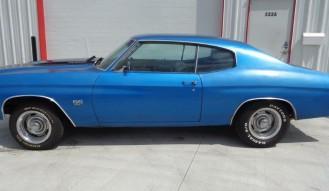 1970 Chevrolet Chevelle – No Reserve!!