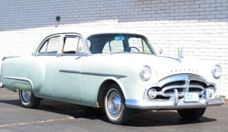 1951 Packard 200 Series 4-Door