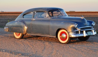1950 Chevrolet Fleetline 2-Door