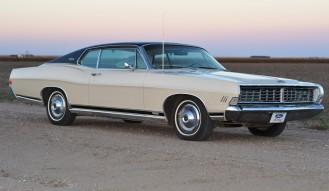 1968 Ford X L