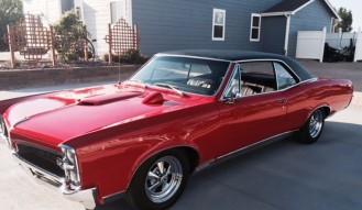 1967 Pontiac G T O