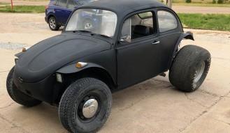 1968 Volkswagen Beetle – No Reserve
