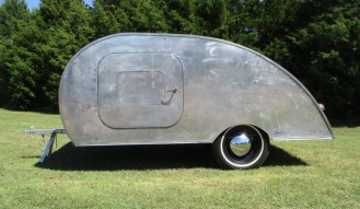 1948 Tourette Trailer