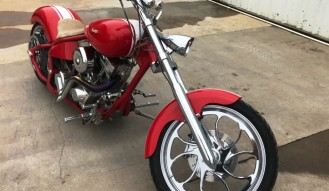 2005 Custom Motorcycle S&S Chopper