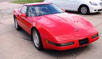 1994 Chevrolet Corvette – *No Reserve*