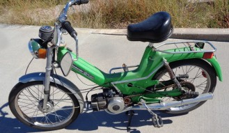 1975 Bombardier Puch Moped