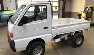 1998 SUZUKI CAB OVER MINI TRUCK – No Reserve