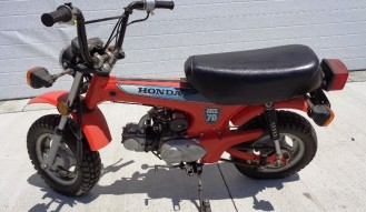 1981 Honda Trail 70B – * No Reserve *