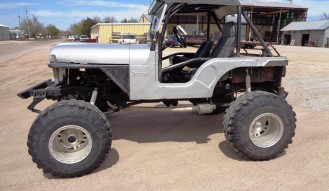 1974 Jeep – * No Reserve *