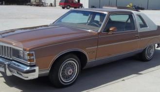 1979 Pontiac Bonneville Brougham Landau