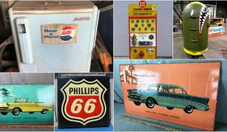 Automobilia & Petroliana – Click for 2019 Inventory!