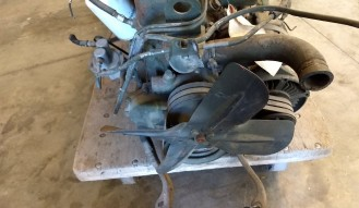1972 AM General Corp M151 Engine – * No Reserve *