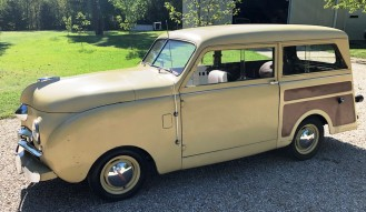 1948 Crosley C C Station Wagon