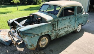 1952 Crosley C D Super 2-Door Sedan – * No Reserve *