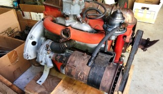 Crosley Replacement Engine & Parts- *No Reserve*