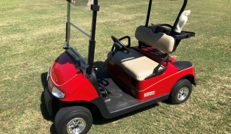 E Z-GO Electric Golf Cart -*No Reserve*