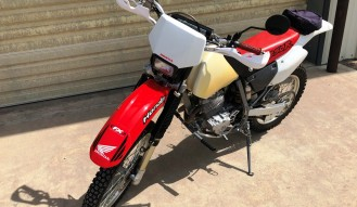 1999 Honda X R 250 R X  Motorcycle – * No Reserve *