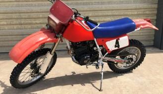 1984 Honda X R 350 R – * No Reserve *