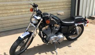 2001 Harley Davidson Sportster – * No Reserve *