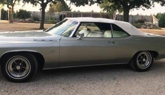 1972 Buick Le Sabre Convertible
