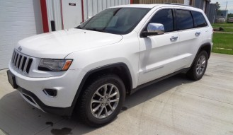 2014 Jeep Grand Cherokee **No Reserve**