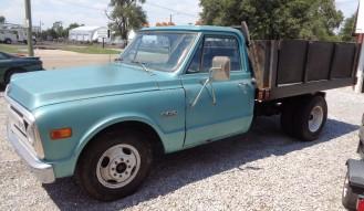 1969 Chevrolet C-30 Truck