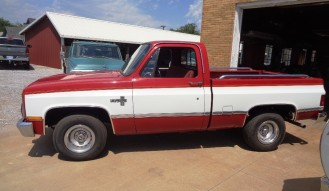1986 Chevrolet Silverado C-10 S W B **NOT COMING**