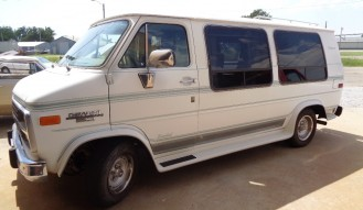 1992 Chevrolet Conversion Van