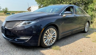 2013 Lincoln M K Z **No Reserve**