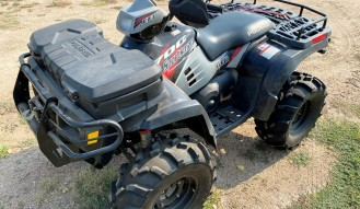 2004 Polaris 700 Sportsman **No Reserve**