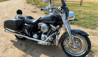 2007 Harley Davidson Road King **No Reserve**