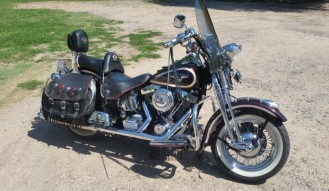 1998 HARLEY DAVIDSON 95th Anniversary Model