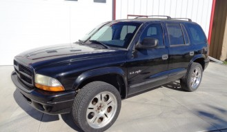 2002 Dodge Durango R T **No Reserve**
