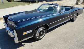 1976 Cadillac Eldorado 2-Door Convertible