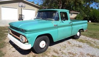 1962 Chevrolet C-10 Pickup