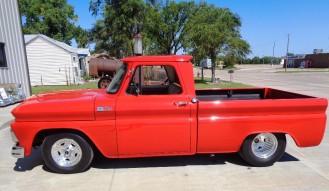 1965 Chevrolet C-10 Pickup