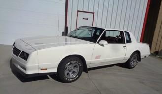 1987 Chevrolet Monte Carlo S S **No Reserve**