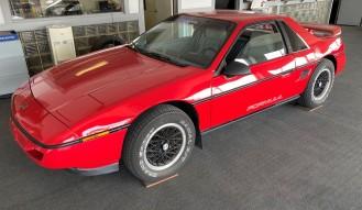 1988 Pontiac Fiero **No Reserve**