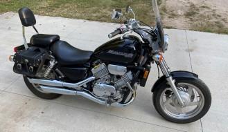 1999 Honda 750 C C Magna Motorcycle