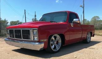 "1985 G M C ""C10"" Pickup"