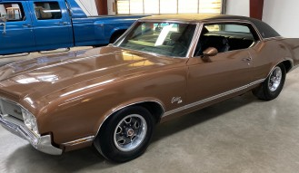 1970 Oldsmobile Cutlass Supreme S-X **No Reserve**