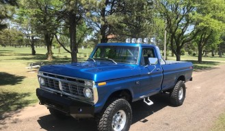 1973 Ford Pickup (Resto-Mod)