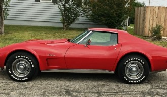 1976 Chevrolet Corvette Stingray **No Reserve**