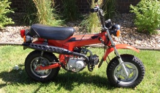 1982 Honda Trail 70 **No Reserve**